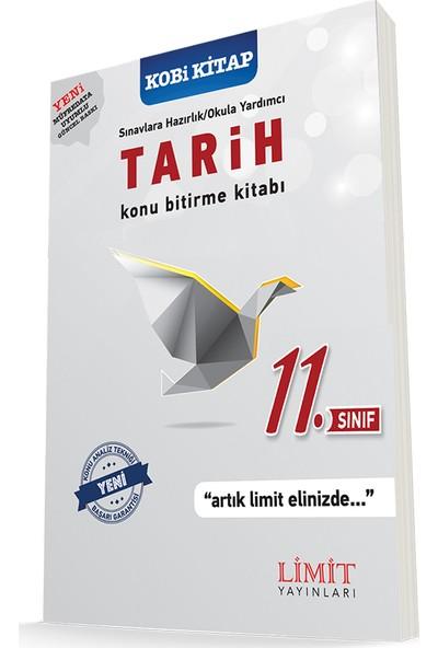 Limit Yayınları 11. Sınıf Tarih Konu Bitirme Kitabı - Metin Alan