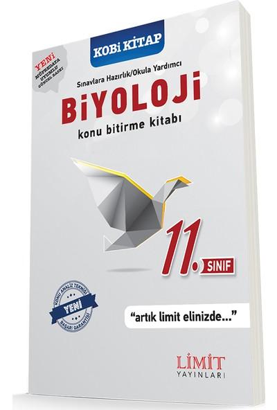 Limit Yayınları 11. Sınıf Biyoloji Konu Bitirme Kitabı - Engin Erdoğmuş