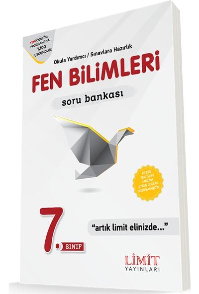 Limit 7. Sınıf Fen Bilimleri Soru Bankası