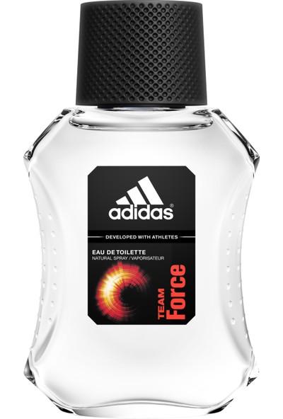 Adidas Team Force Erkek Parfümü Edt 100 Ml