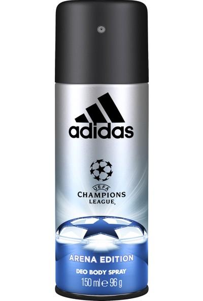 Adidas Uefa III Arena Edition Champ League Erkek Deodorant 150 Ml