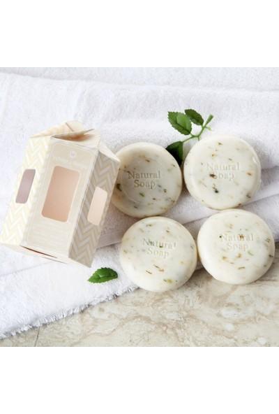 White & Begie Yasemin Kokulu Sabun 180 gr 4'lü