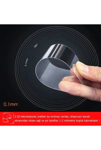 Caseup Oppo Redmi Note 7 Pro Ultra İnce Nano Cam