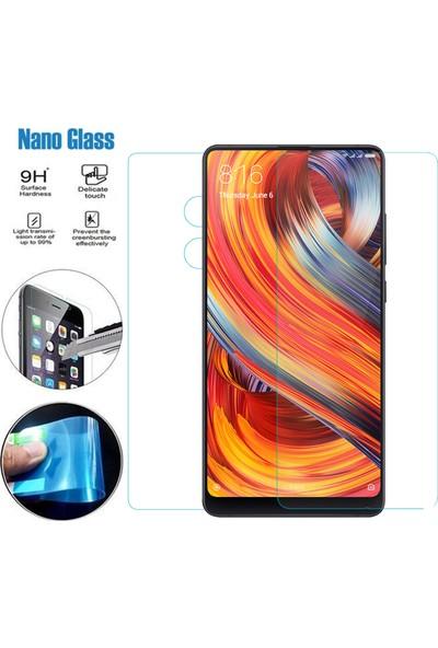 Caseup Xiaomi Mi Mix 2 Ultra İnce Ön + Arka Nano Cam