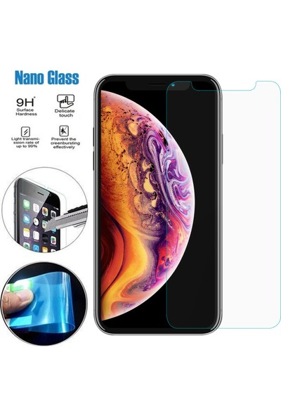 Caseup Apple iPhone XS Max Ultra İnce Nano Cam