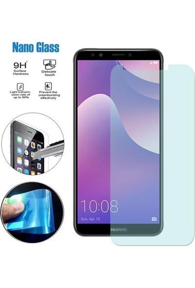 Caseup Huawei Y7 2018 Ultra İnce Nano Cam
