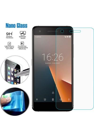 Caseup Vodafone Smart V8 Ultra İnce Nano Cam