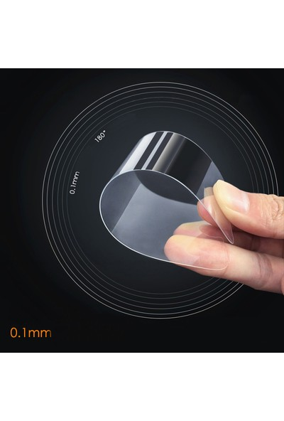 Caseup Sony Xperia Xz1 Ultra İnce Nano Cam