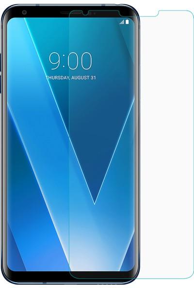 Caseup LG V30 Ultra İnce Nano Cam