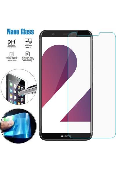 Caseup Huawei P Smart Ultra İnce Nano Cam