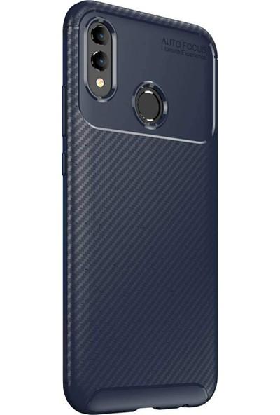Microsonic Huawei Honor 10 Lite Kılıf Legion Series Lacivert