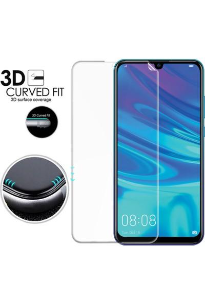 Microsonic Huawei Y7 Prime 2019 Ön + Arka Kavisler Dahil Tam Ekran Kaplayıcı Film