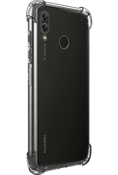 Microsonic Shock Absorbing Kılıf Huawei Honor 10 Lite Şeffaf