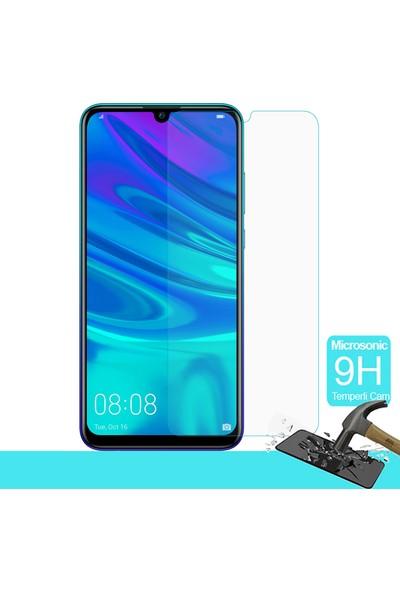 Microsonic Huawei Honor 10 Lite Temperli Cam Ekran Koruyucu