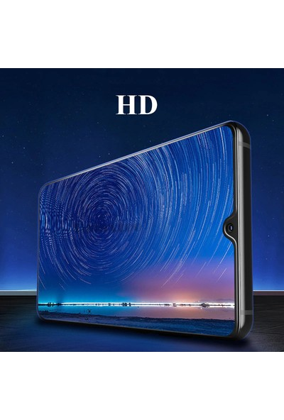 Microsonic Samsung Galaxy A70 Temperli Cam Ekran Koruyucu