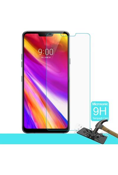 Microsonic LG G7 Thinq Temperli Cam Ekran Koruyucu