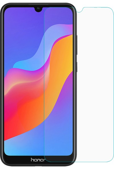 Microsonic Huawei Y6 2019 Temperli Cam Ekran Koruyucu