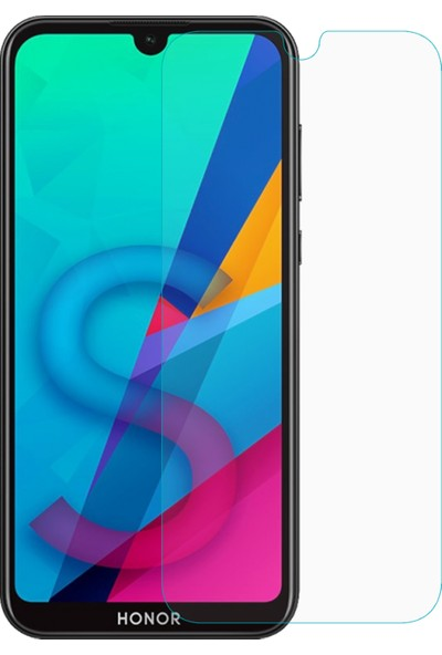 Microsonic Huawei Honor 8S Temperli Cam Ekran Koruyucu