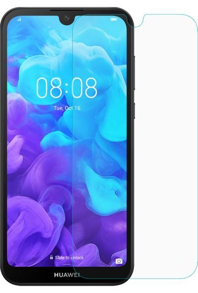 Microsonic Huawei Y5 2019 Temperli Cam Ekran Koruyucu
