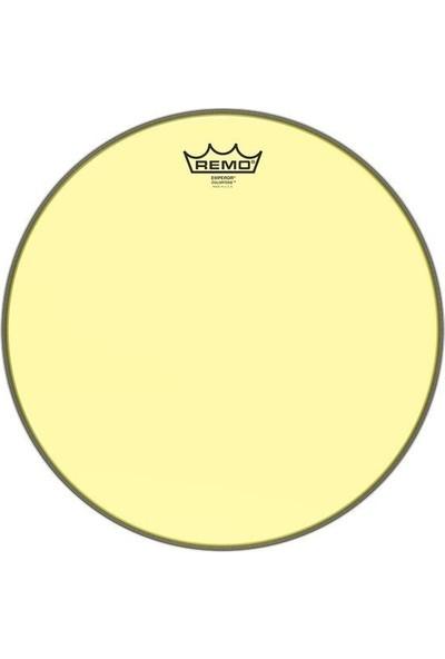 Remo BE-0310-CT-YE Emperor Colortone Batter Tom Derisi