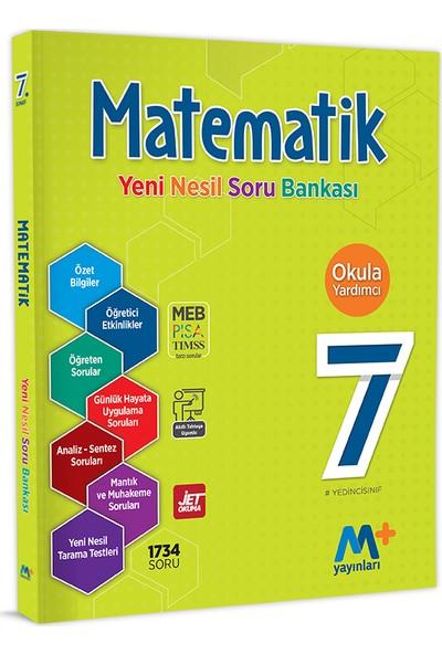 Martı Okul 7. Sınıf Matematik Yeni Nesil Soru Bankası