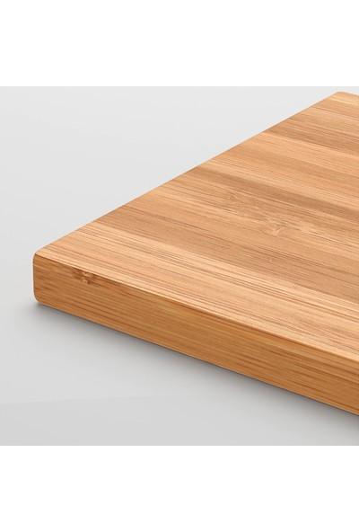 Ikea Aptitlig Ahşap Bambu Kesme Tahtası - 24 x 15 cm