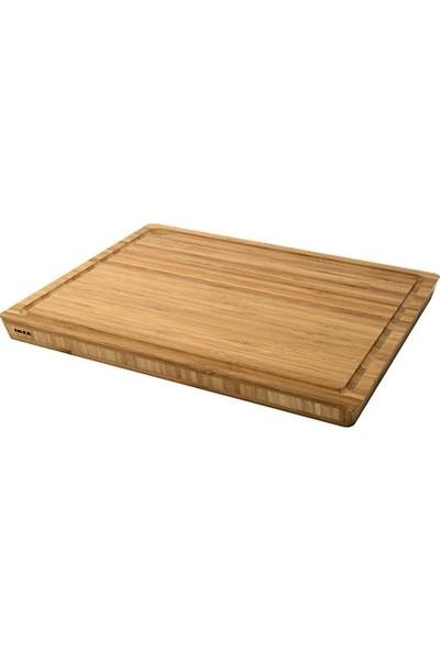 Ikea Aptitlig Ahşap Bambu Kesme Tahtası - 36 x 45 cm