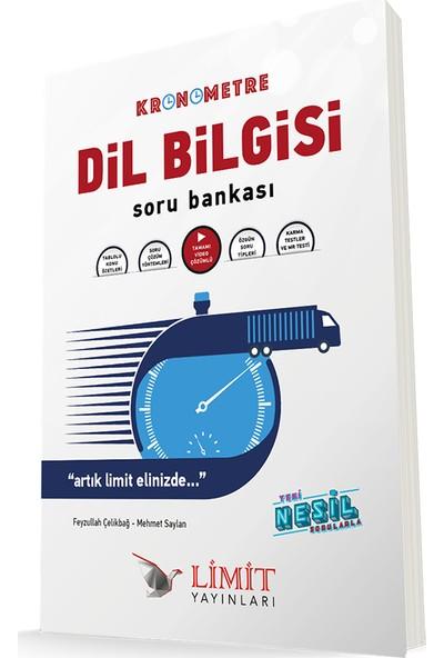 Limit TYT Kronometre Dil Bilgisi Soru Bankası