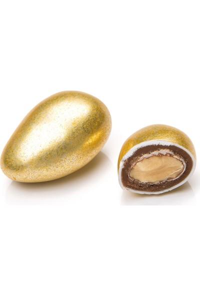 Melodi Altın Renkli Badem Şekeri 500 gr