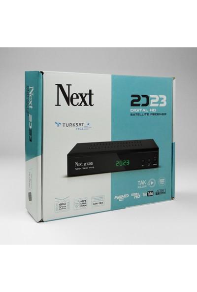Next 2023 HD Uydu Alıcısı