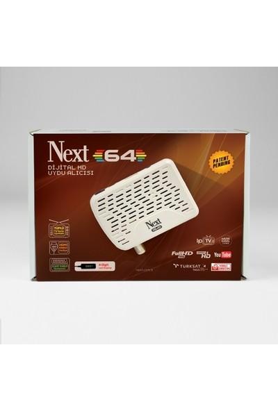 NEXT 64 HD Uydu ALıcısı