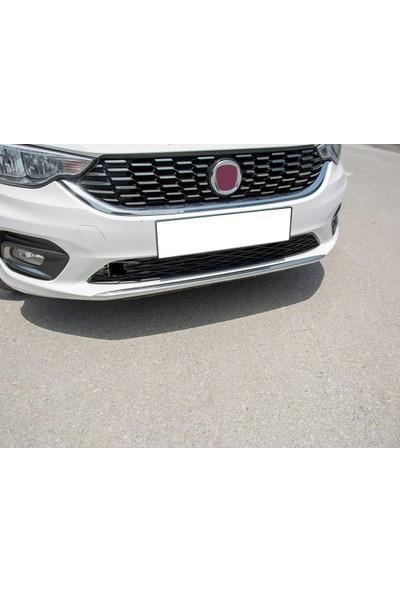 Omsa Fiat Egea Ön Tampon Alt Çıta Paslanmaz Çelik 2015 ve Sonrası