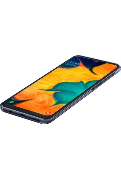 Samsung Galaxy A30 Siyah Koruyucu Kılıf -EF-AA305CBEGWW