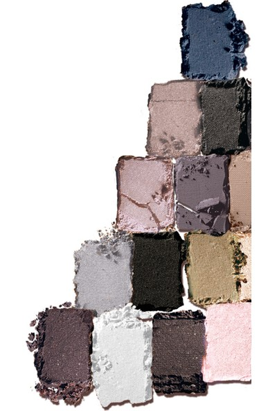 Maybelline New York The Rock Nudes Far Paleti