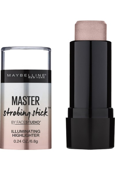 Maybelline New York Master Strobing Stick Aydınlatıcı 100 Light / Iridescent - Açık Ton