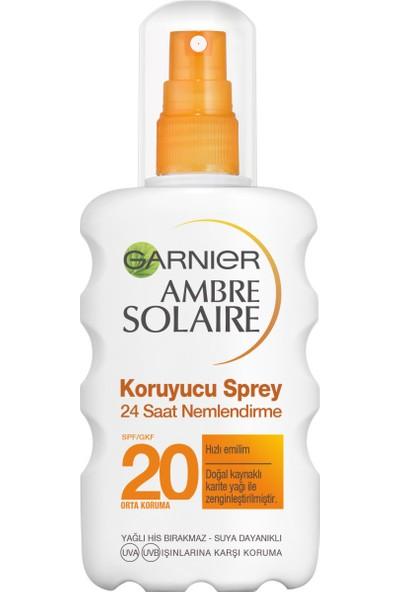 Garnier Ambre Solaire Koruyucu Sprey GKF20 200ML