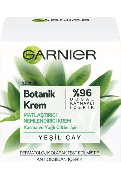 Garnier Botanik Matlastırıcı Antioksidan Nemlendirici Krem