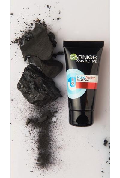 Garnier Kömürlü Siyah Nokta Karşıtı Soyulabilen Maske 50ml