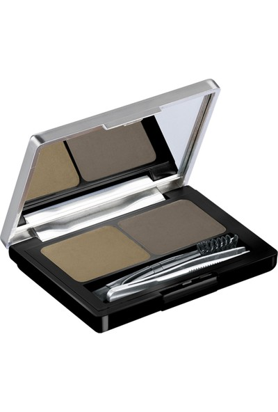 L'Oréal Paris Brow Artist Genius Kit 02 Medium to Dark - Ortadan Koyuya