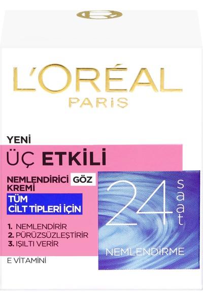 L'Oréal Paris 3 Etkili Göz Bakım Kremi 15ml