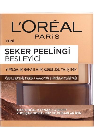 L'Oréal Paris Şeker Peelingi Besleyici