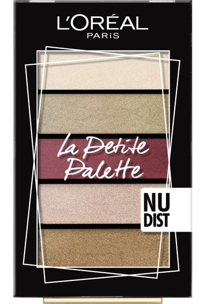 L'Oréal Paris La Petite Far Paleti - Nudist