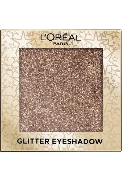 L'Oréal Paris Stardust In Paris Altın Glitter Göz Farı- 2018 Yeni Yıl Koleksiyonu