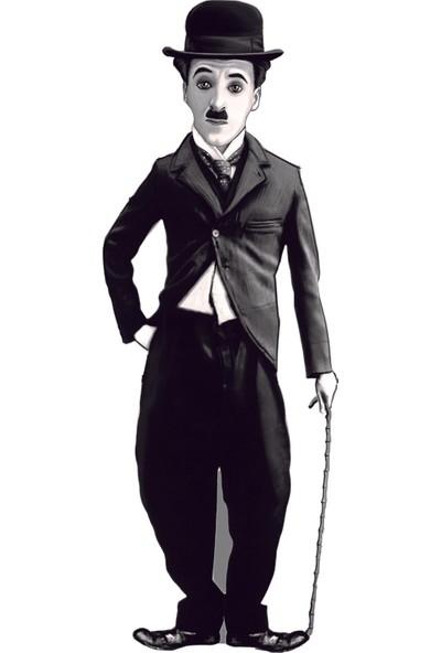 Charlie Chaplin Karikatür Ayraç