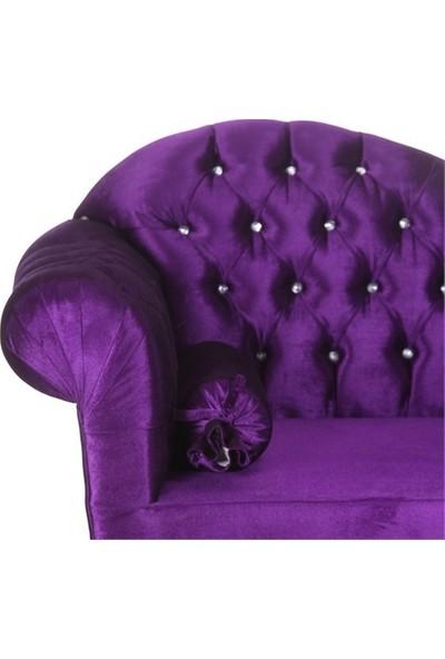 3A Mobilya Purple Büyük Josephine