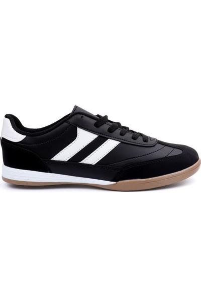 Letoon Siyah Beyaz 226 Erkek Futsal