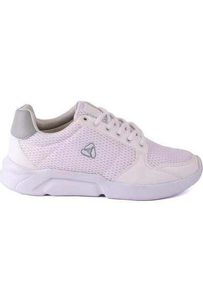 Letoon Beyaz Beyaz 2636 Erkek Spor Ayakkabı