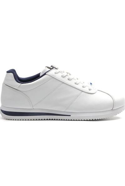 Letoon Beyaz 7022 Erkek Spor Ayakkabı