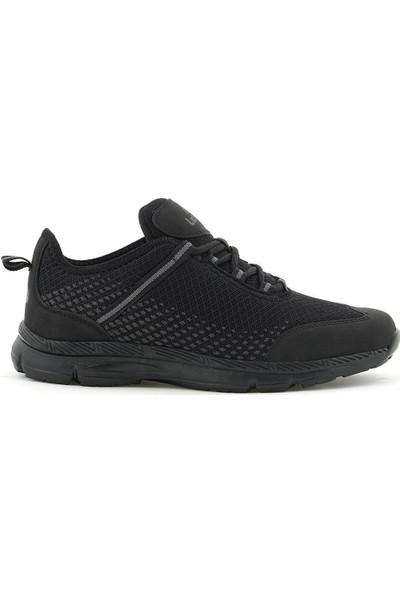 Letoon Siyah-Siyah 6005 Erkek Spor Ayakkabı