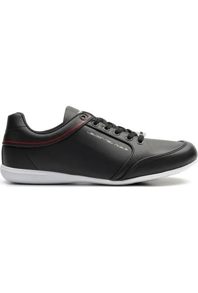 Letoon Siyah Wınd Erkek Spor Ayakkabı
